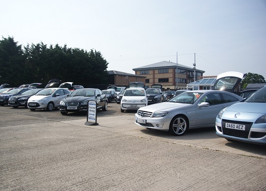 used cars colchester